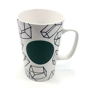 ⏰Reg$14 Starbucks 2014 Modern Design 16oz.Tall Mug